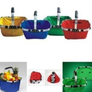 Bundle of 4 (one of each color) Basket